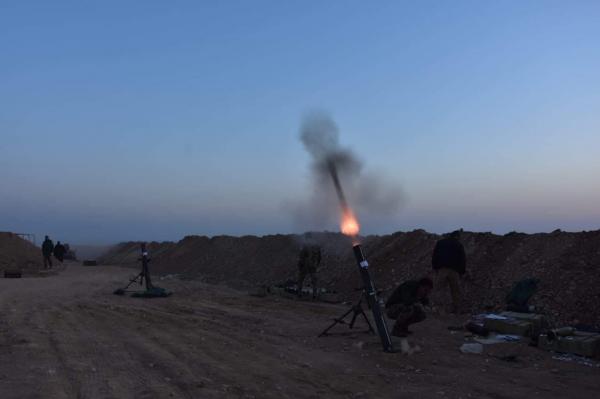 عملیات غافلگیر کننده حشدالشعبی و ارتش برای بستن پرونده داعش در دیالی