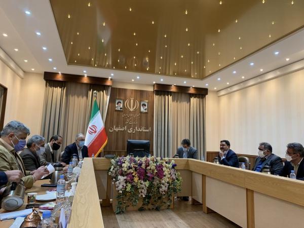 خبرنگاران کشت گلخانه ای و بوم گردی در اصفهان توسعه یابد