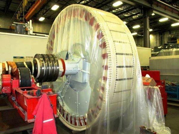 ساخت الکتروموتورهای غول پیکر، پیوستن ایران به جمع 5 کشور صاحب این فناوری