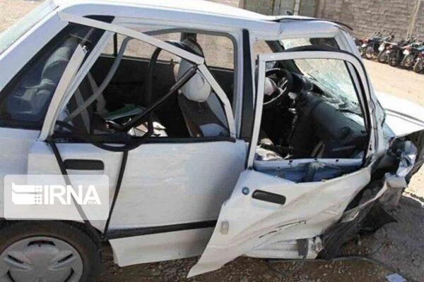 خبرنگاران حوادث اصفهان یک کشته و 21 مصدوم داشت