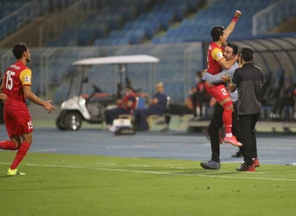فولاد راحت به مرحله گروهی لیگ قهرمانان رسید