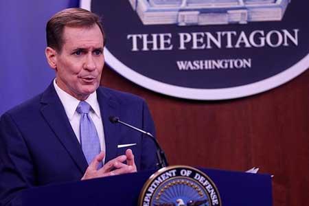 از فعالیت های نیروی دریایی ایران نگران هستیم