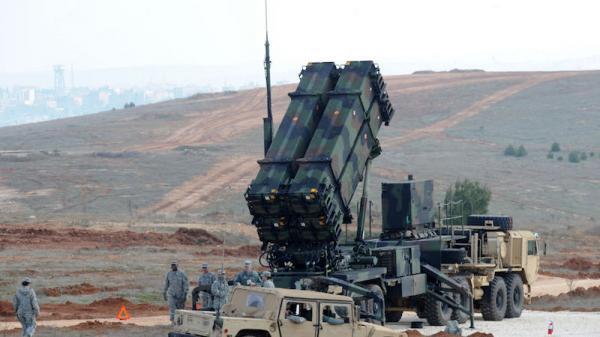 نخستین محموله موشک های پاتریوت تحویل سوئد شد