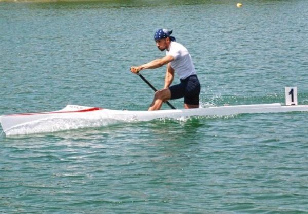 ملی پوش کانوی ایران در کاپ جهانی روسیه چهارم شد و از المپیک بازماند