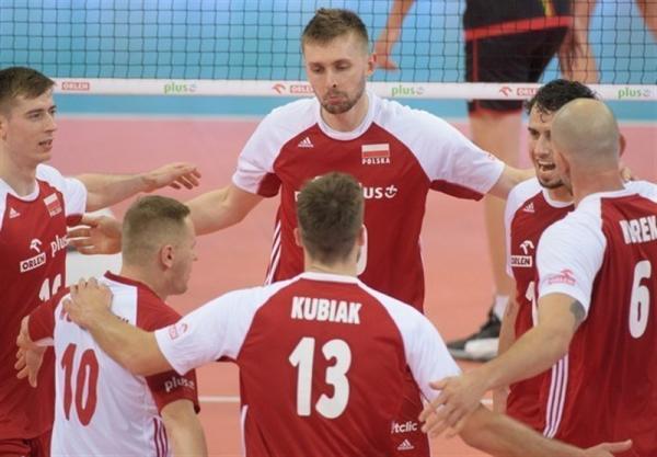 لیگ ملت های والیبال، محل بدنسازی اختصاصی برای لهستانی ها