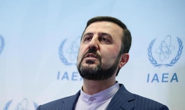 تصمیم ایران برای ادامه ضبط داده های دوربین ها به مدت یک ماه دیگر به اطلاع آژانس رسید