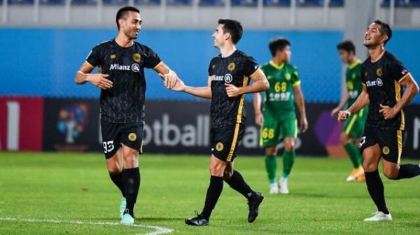 نتایج گروه F و I لیگ قهرمانان آسیا ، پیروزی اولسان برابر نماینده ویتنام