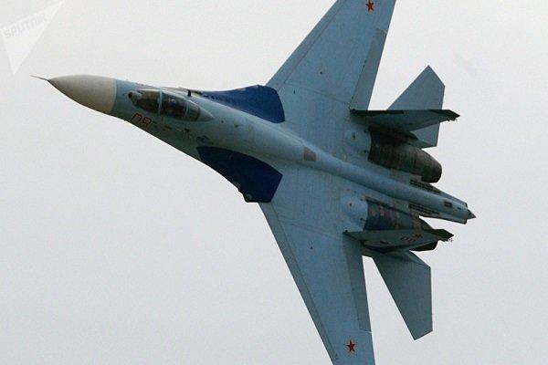 ادعای ایجاد مزاحمت برای یک کشتی نظامی هلندی به وسیله جنگنده روسی!