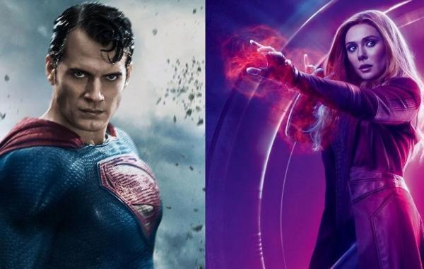 سوپرمن در برابر اسکارلت ویچ؛ چه کسی برنده می گردد؟