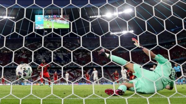 آمار فوق العاده لوکاکو در تقابل با دروازه بان تیم ملی فوتبال ایتالیا