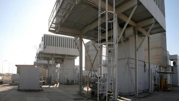 فراوری بیش از 26 میلیون کیلووات ساعت برق در نیروگاه هسای اصفهان