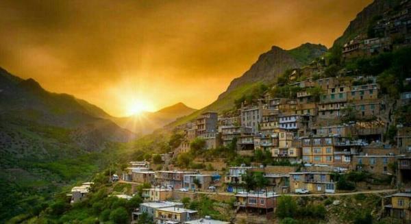 فرهنگ توریستی و توریست پذیری در کردستان نهادینه است